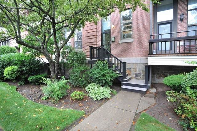 155 Kendrick Ave #208, Quincy, MA 02169 (MLS #72862281) :: Dot Collection at Access