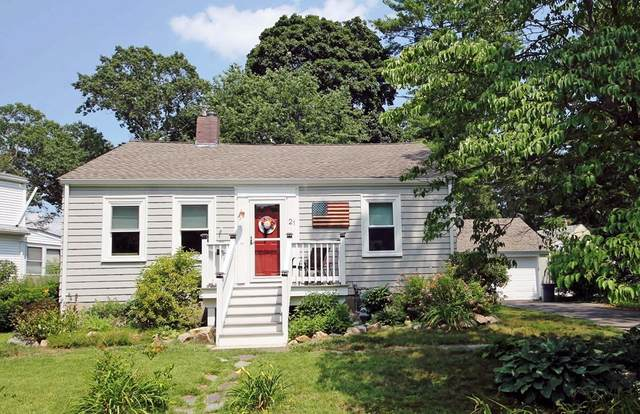 21 Oakcrest Rd, Weymouth, MA 02190 (MLS #72862315) :: Home And Key Real Estate