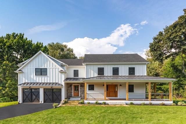 237 High Street, Winchester, MA 01890 (MLS #72862556) :: Westcott Properties