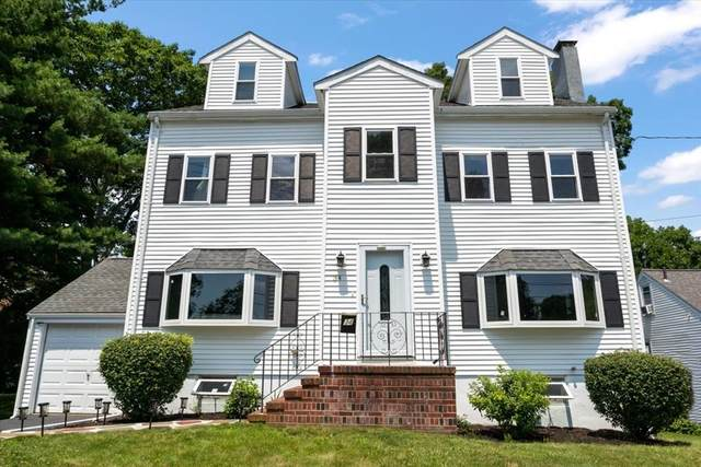 34 Hillview Road, Westwood, MA 02090 (MLS #72862676) :: Trust Realty One