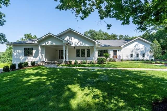 115 Nobscot Dr Lot 117, Framingham, MA 01701 (MLS #72862727) :: Maloney Properties Real Estate Brokerage