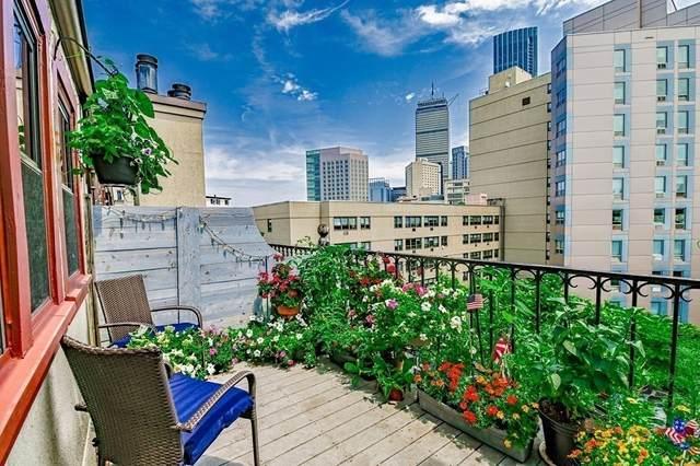 120 Norway #20, Boston, MA 02115 (MLS #72862732) :: Zack Harwood Real Estate | Berkshire Hathaway HomeServices Warren Residential