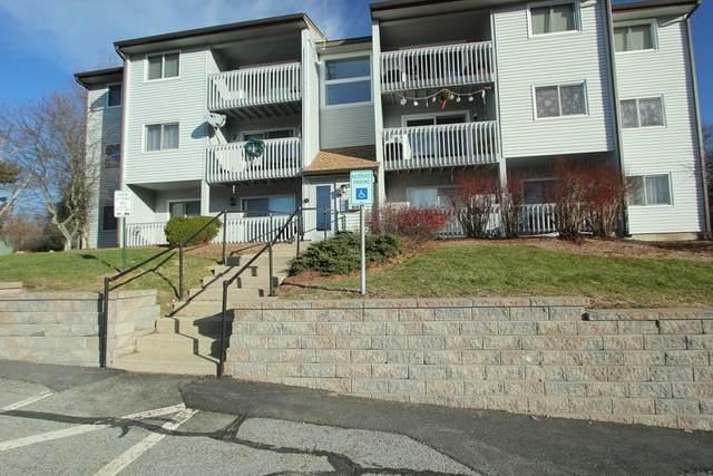 1812 Franklin Crossing Rd #1812, Franklin, MA 02038 (MLS #72862878) :: Westcott Properties