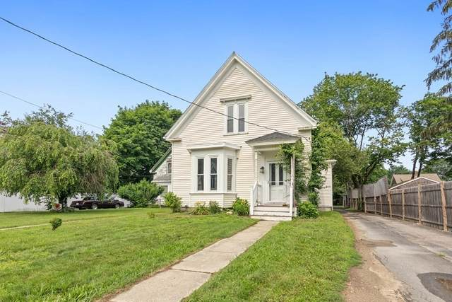 210 Pleasant St, Whitman, MA 02382 (MLS #72862928) :: Kinlin Grover Real Estate