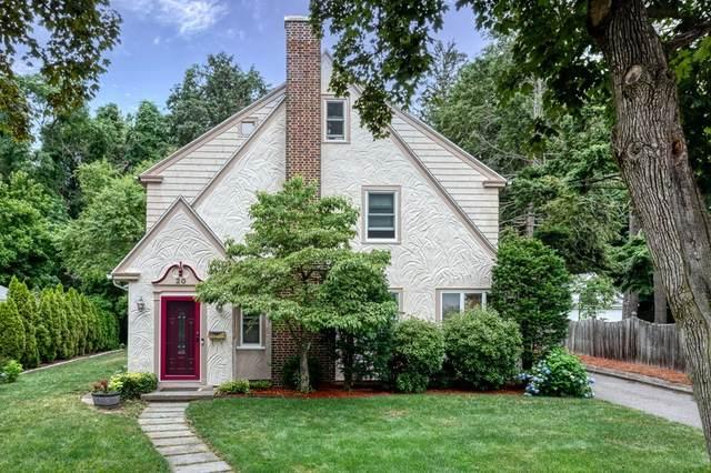 20 Edgewood Avenue, Longmeadow, MA 01106 (MLS #72862939) :: NRG Real Estate Services, Inc.