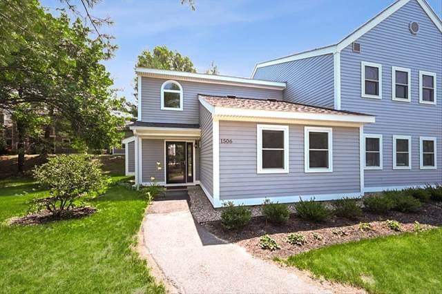 1506 Tuckers Lane #1506, Hingham, MA 02043 (MLS #72863147) :: Kinlin Grover Real Estate