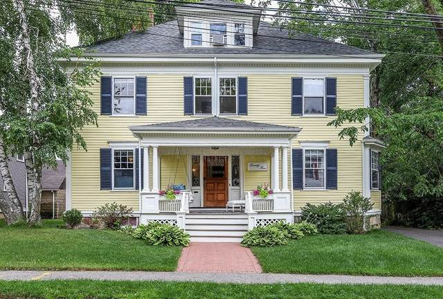 25 Marion St #3, Dedham, MA 02026 (MLS #72863152) :: Trust Realty One