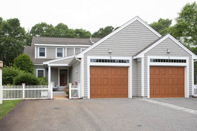 3 Southeast Pass #3, Mashpee, MA 02649 (MLS #72863190) :: EXIT Cape Realty