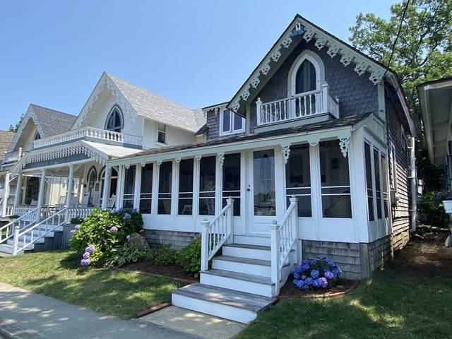 6 Siloam Ave, Oak Bluffs, MA 02557 (MLS #72863379) :: Home And Key Real Estate