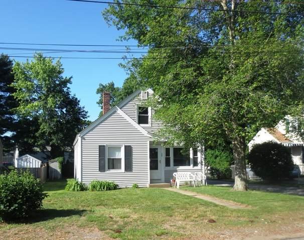 28 Hillcrest Ave, Seekonk, MA 02771 (MLS #72863513) :: RE/MAX Vantage