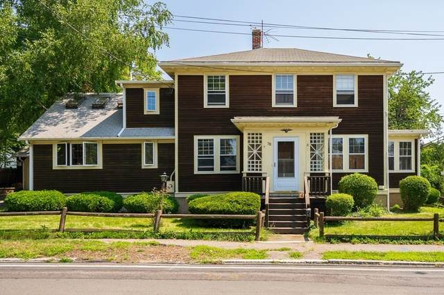 76 Harvard Street, Quincy, MA 02171 (MLS #72863518) :: Dot Collection at Access