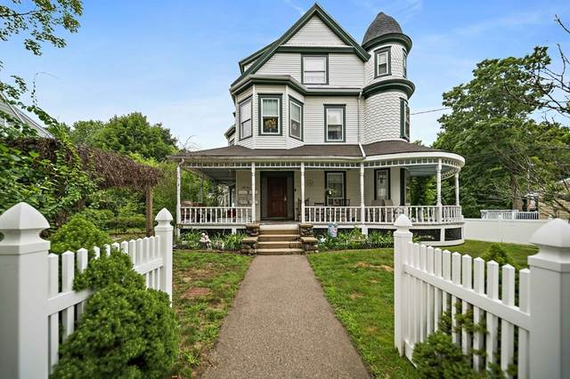 59 Spring Street, Wakefield, MA 01880 (MLS #72863866) :: Home And Key Real Estate