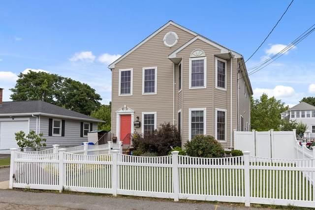 11 Sanford St, Boston, MA 02136 (MLS #72863872) :: RE/MAX Vantage