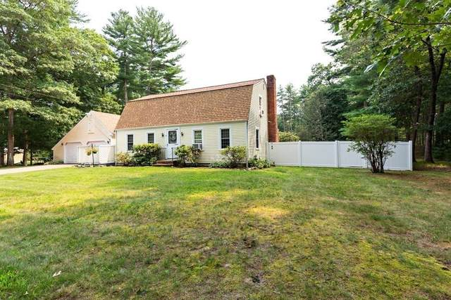 4 Tims Point Rd, Wareham, MA 02571 (MLS #72863879) :: Rose Homes | LAER Realty Partners