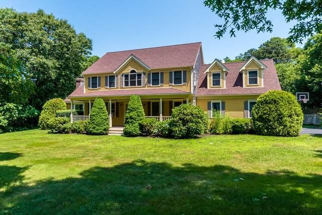 32 Fieldwood Drive, Bourne, MA 02562 (MLS #72863884) :: Maloney Properties Real Estate Brokerage