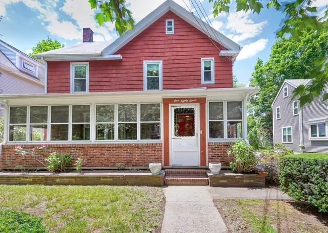 187 Melrose Street, Newton, MA 02466 (MLS #72863925) :: Maloney Properties Real Estate Brokerage