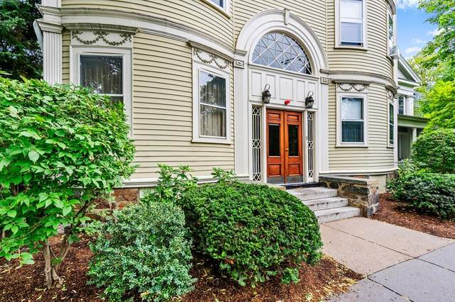 15 Linden St #3, Brookline, MA 02445 (MLS #72863937) :: Maloney Properties Real Estate Brokerage