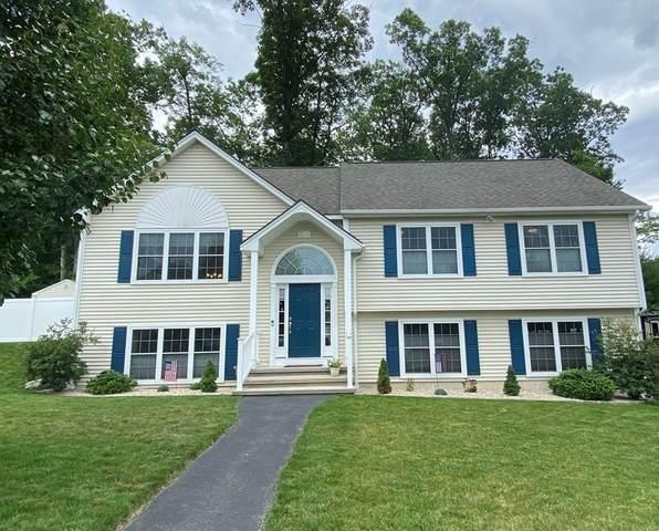 58 Vista Circle, Holden, MA 01520 (MLS #72864015) :: Maloney Properties Real Estate Brokerage