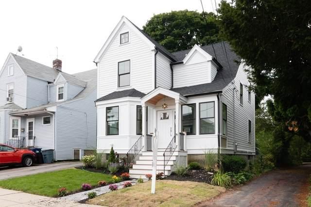 36 Albano St #36, Boston, MA 02131 (MLS #72864026) :: EXIT Cape Realty