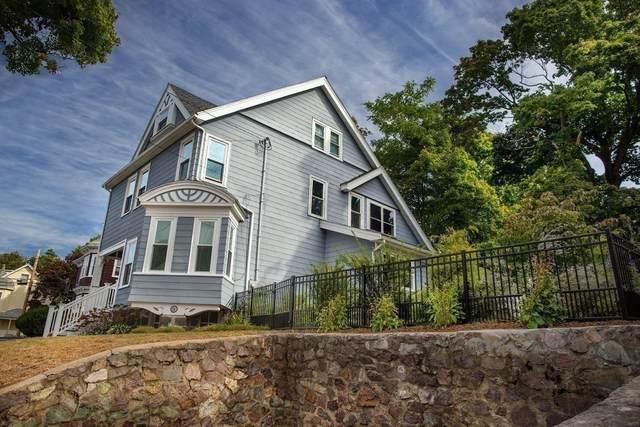31 Rowe #2, Melrose, MA 02176 (MLS #72864036) :: Spectrum Real Estate Consultants