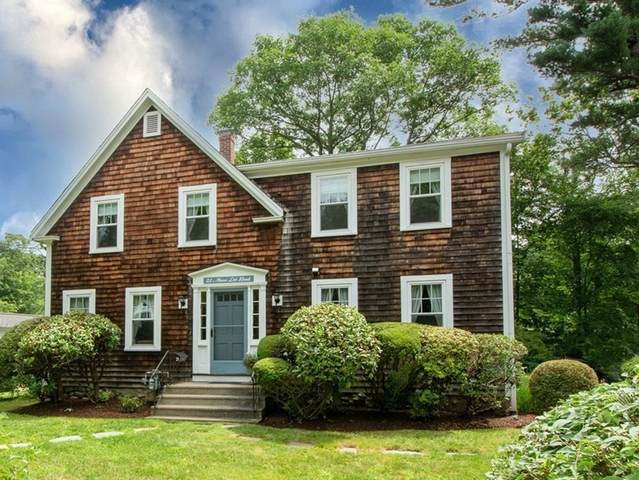 21 Mann Lot Rd, Scituate, MA 02066 (MLS #72864045) :: RE/MAX Vantage