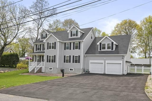 30 Hobart St, Braintree, MA 02184 (MLS #72864113) :: Spectrum Real Estate Consultants