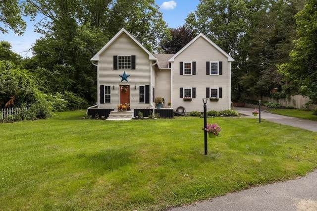 397 Bedford St, Lakeville, MA 02347 (MLS #72864130) :: Rose Homes | LAER Realty Partners