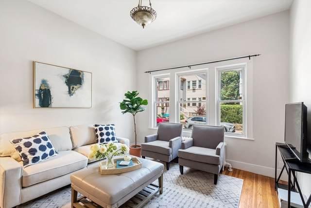 4 Dent St #1, Boston, MA 02132 (MLS #72864214) :: Zack Harwood Real Estate | Berkshire Hathaway HomeServices Warren Residential