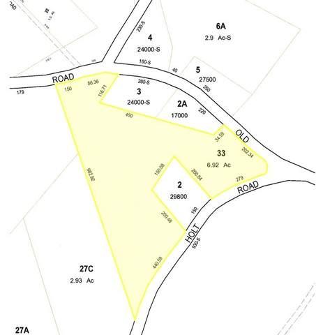 lot 2 Holt, Ashburnham, MA 01430 (MLS #72864225) :: The Ponte Group