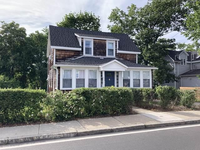 1062 Sea St, Quincy, MA 02169 (MLS #72864517) :: RE/MAX Vantage