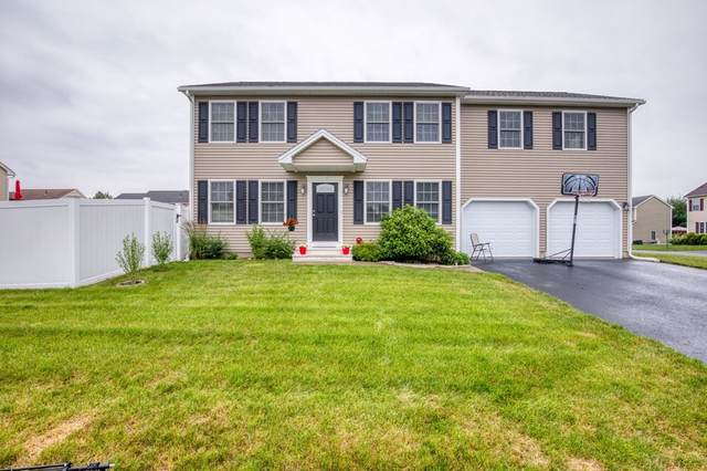 10 Pearson Dr, Springfield, MA 01119 (MLS #72864530) :: Charlesgate Realty Group