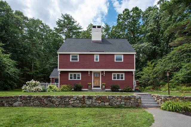 42 Woodcrest Rd, Boxford, MA 01921 (MLS #72864664) :: Maloney Properties Real Estate Brokerage