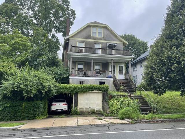 498-500 Belmont Street, Watertown, MA 02472 (MLS #72864672) :: Zack Harwood Real Estate | Berkshire Hathaway HomeServices Warren Residential