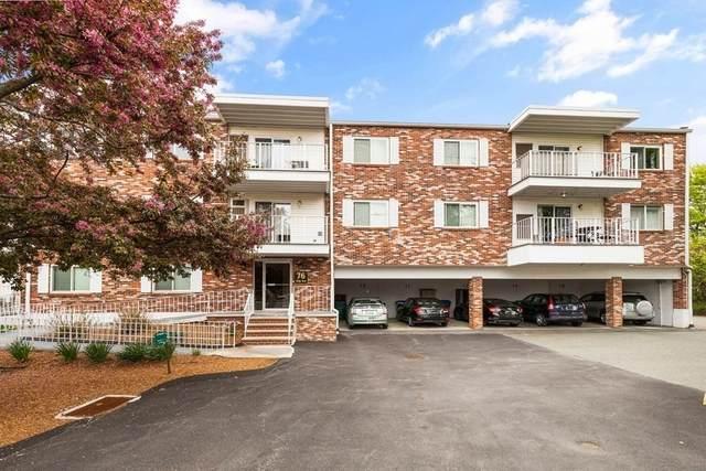 76 Ship Ave #15, Medford, MA 02155 (MLS #72864746) :: Maloney Properties Real Estate Brokerage