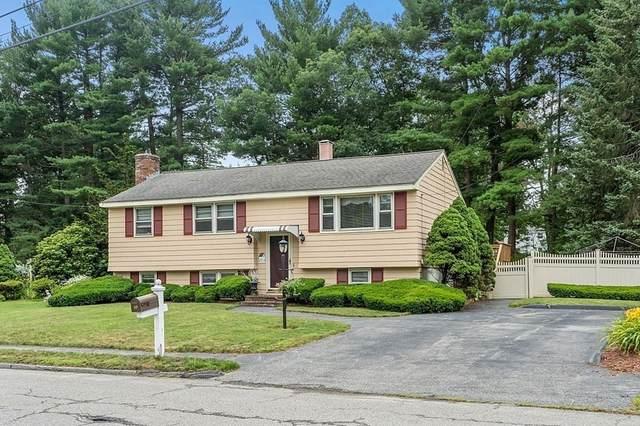 40 Harjean Rd, Billerica, MA 01821 (MLS #72864852) :: Welchman Real Estate Group