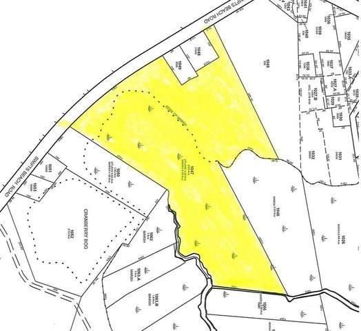 16 Swifts Beach Rd, Wareham, MA 02571 (MLS #72864874) :: Spectrum Real Estate Consultants