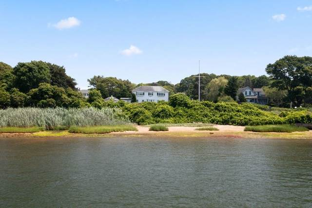 60 Red Brook Harbor Road, Bourne, MA 02532 (MLS #72864930) :: The Seyboth Team