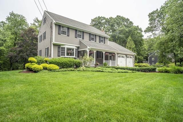 57 Bliss St., Rehoboth, MA 02769 (MLS #72864940) :: Cape Cod and Islands Beach Properties