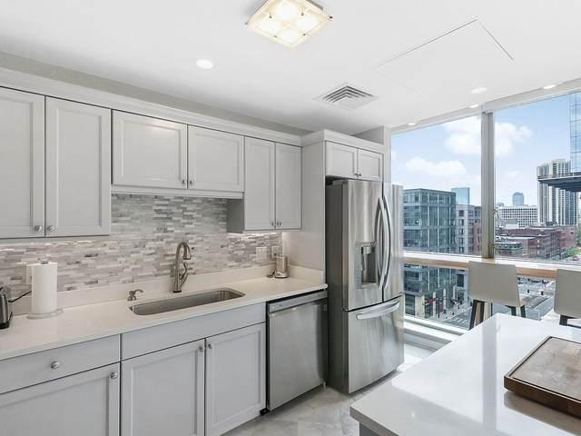 234 Causeway St #822, Boston, MA 02114 (MLS #72864950) :: Maloney Properties Real Estate Brokerage