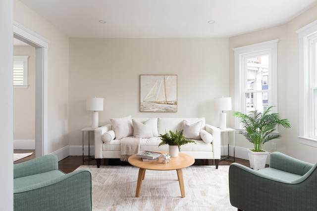 118 Homes Ave. #1, Boston, MA 02122 (MLS #72865017) :: Dot Collection at Access