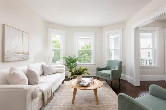 118 Homes Ave. #3, Boston, MA 02122 (MLS #72865021) :: Dot Collection at Access
