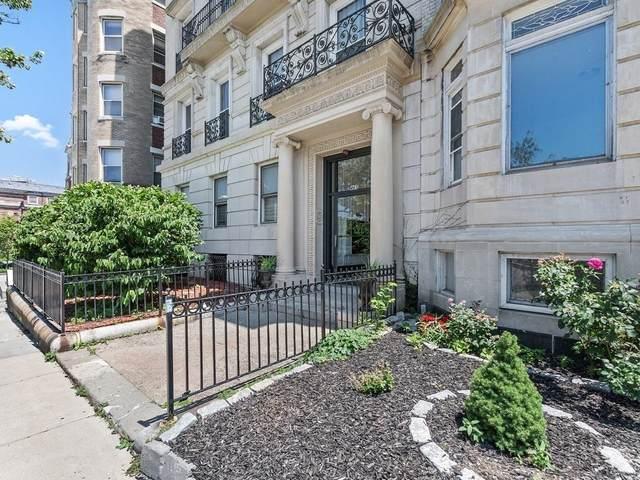465 Park Drive #2, Boston, MA 02215 (MLS #72865115) :: Zack Harwood Real Estate | Berkshire Hathaway HomeServices Warren Residential
