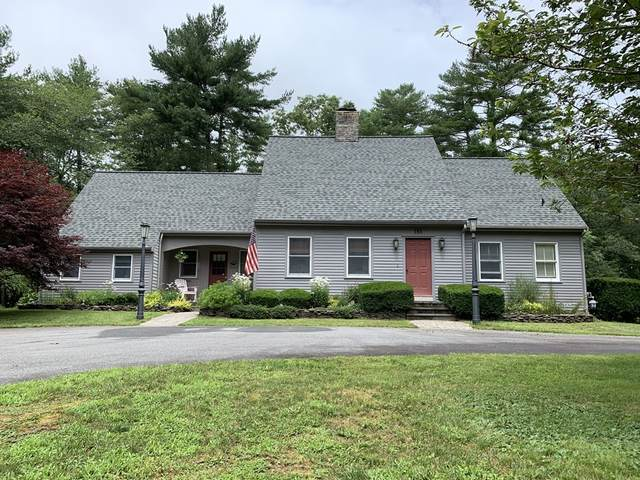 181 New Bedford, Rochester, MA 02770 (MLS #72865144) :: Kinlin Grover Real Estate
