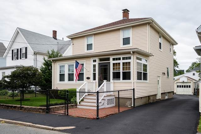 29 Beacon St, Quincy, MA 02169 (MLS #72865147) :: Dot Collection at Access