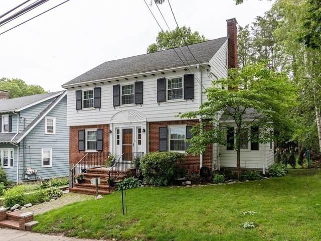 38 Cerdan Avenue, Boston, MA 02132 (MLS #72865186) :: Zack Harwood Real Estate | Berkshire Hathaway HomeServices Warren Residential