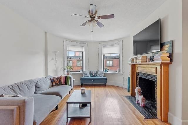 128 Hemenway St #402, Boston, MA 02115 (MLS #72865187) :: Zack Harwood Real Estate | Berkshire Hathaway HomeServices Warren Residential