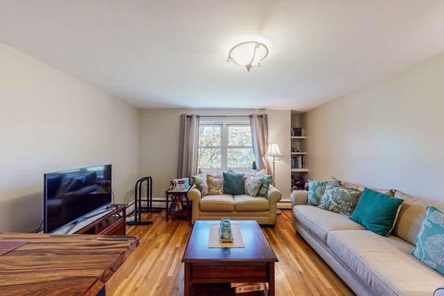 105 Chestnut Street #5, Brookline, MA 02445 (MLS #72865280) :: Welchman Real Estate Group