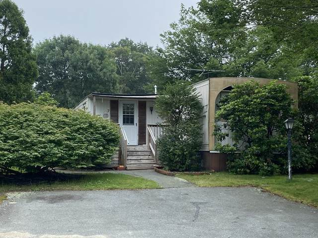 7 Fawn Drive, Plymouth, MA 02360 (MLS #72865383) :: Kinlin Grover Real Estate