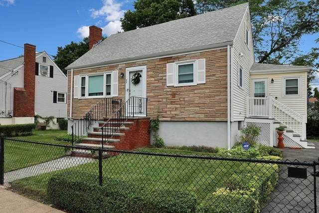 22 Derry Rd, Boston, MA 02136 (MLS #72865413) :: Welchman Real Estate Group