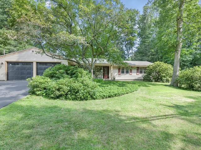 54 Old Stage Rd, Chelmsford, MA 01824 (MLS #72865428) :: RE/MAX Vantage
